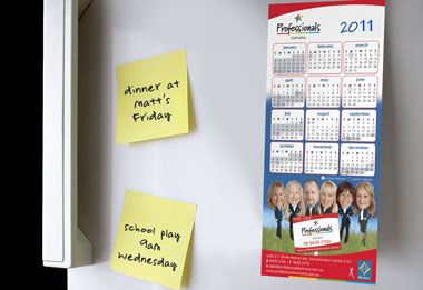 Fridge Magnet calendars