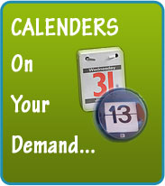 Calendars On Your Demand